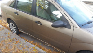 Ford Focus 2005 a vendre