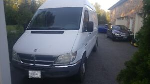 2005 Dodge Sprinter - Low km!!