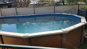 Above Ground Swimming pool South Windsor Hawkesbury Area Preview