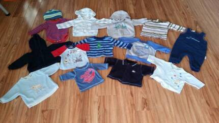 Branded Baby Boy⁄ Neutral Clothing Bundle Sz 000-1 Aubin Grove Cockburn Area Preview