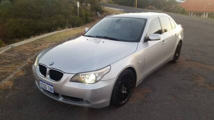 2004 BMW 525I S.E. SPORT WITH FACTORY M-PACK