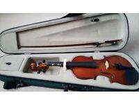 Violin. 3/4 size by Antoni. (V1)