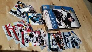 Box of Approximately 150 2005/06 Upper Deck Hockey Cards