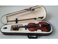 V6. Violin 3/4 size