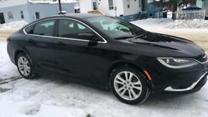 2016 Chrysler 200 Limited V6