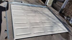 8' wide x7' high Insulated Garage Door