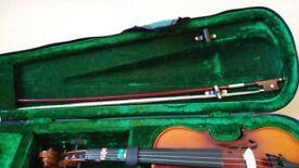 V4. Violin 1/2 size by Antoni