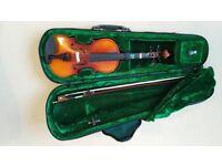 V4. 1/2 Size Violin