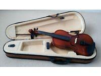 V6 Violin 3/4 size by Ashton