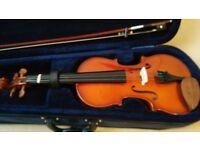 V5. Violin 3/4 size