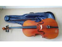 C1. Cello full size.
