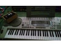 KB3. Casio Keyboard