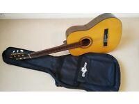 G3. guitar 3/4 size Greenhalg.