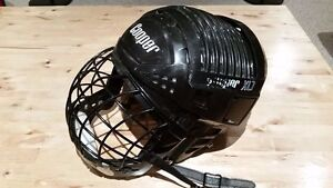Vintage 1987 Adult Cooper XL7 Hockey Helmet