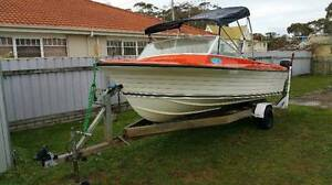 SPORTSMAN CRAFT, GOOD SEA BOAT. Turners Beach Central Coast Preview