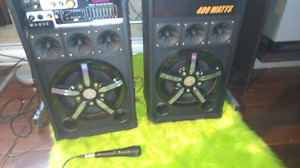 Rock Star Speaker Set