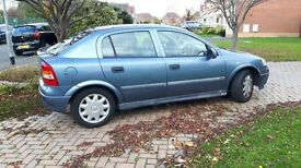 Vauxhall Astra (2001) 1.6 for sale