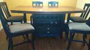 7pc dining set Kitchener / Waterloo Kitchener Area image 1