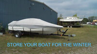 BOAT AND RV STORAGE SECURE & SAFE ***$30/MONTH***
