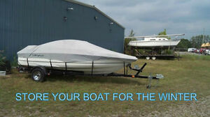 BOAT AND RV STORAGE SECURE & SAFE ***$30/MONTH*** London Ontario image 1