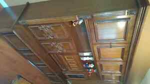 Antique wall unit. London Ontario image 1
