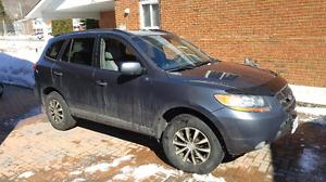 2008 Hyundai Santa Fe Limited SUV, Crossover