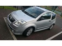 2007 Citreon VTS 1.6 7months MOT fully stamped service history