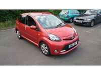 ** BARGAIN 2012 TOYOTA AYGO 1.0 FIRE VERY LOW MILEAGE IMMACULATE FSH **