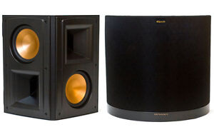 Wanted: Pair of Klipsch RS-52ii