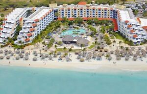 Aruba Costa Linda Best Beach March Break 2 Bedroom 2Ba TopFloor