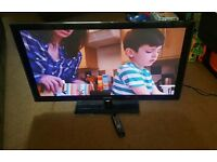 Samsung 42 inch HD tv excellent condition fully working with remote control