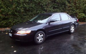 2000 Honda Accord Fully Loaded