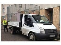 All rubbish and waste removal same day service wood bags junk man and van skip bin house clearances