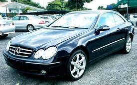 Mercedes Clk 240 coupe