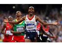 IAAF World championships 2017 CAT A tickets opening night Friday Mo Farah