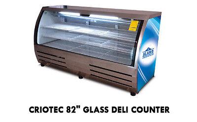 Criotec 82 Refrigerator Deli Case Model Vcc-200