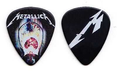 Metallica Hardwired...To Self-Destruct Black Promotional Guitar Pick - 2017