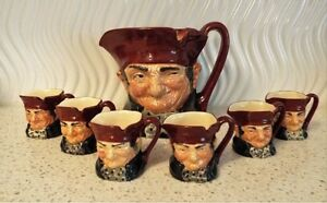 Vintage Royal Doulton  Old Charley