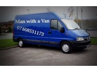 MAN AND VAN..REMOVALS.. !! Any Sofa delivery £25 only !! ...WARDROBE BED TABLE ..STOKE ON TRENT