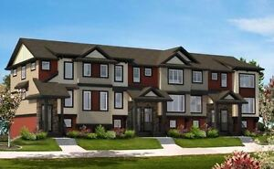 Brand New 3 Bedroom Townhome with Double Car Garage