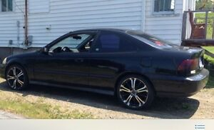 "Honda Civic for sale or trade ""must go"""