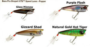 XTS-Speed-Lures-Popper-TOP-WATER-6cm-7gr-colore-Natural-Gold-Hot-Tiger