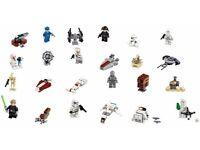 BRAND NEW IN BOX 2016 LEGO STAR WARS ADVENT CALENDAR