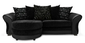 DFS Repose (now Croft) 2 Seater Lounger Sofa with Extra Seat Cushion - Excellent Condition