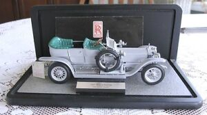 1907 Rolls Royce (Franklin Mint)