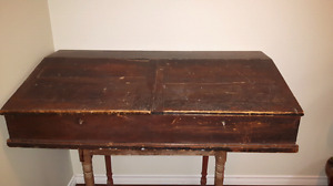 Antique Post office desk