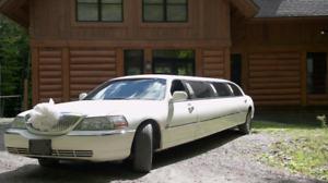 Limousine et voiture d'époque  pour votre mariage
