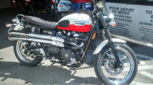 Scrambler full customed