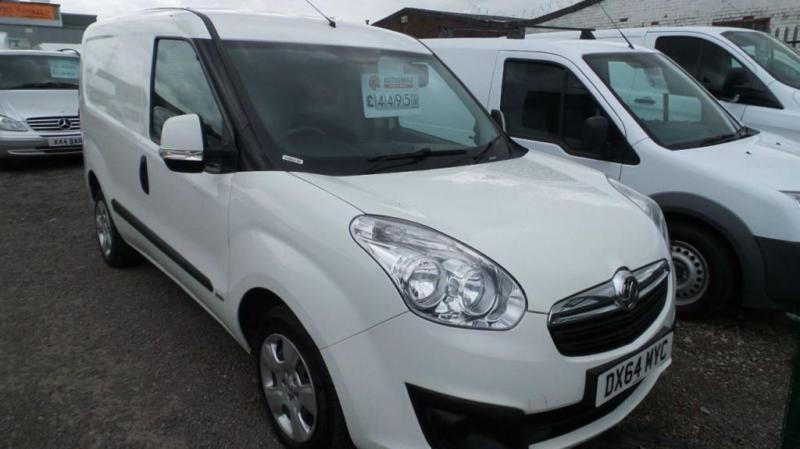 2014 64 VAUXHALL COMBO 1.3CDTI 16V ( 90PS ) L1H1 2015MY SPORTIVE 2000 DIESEL