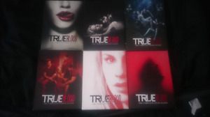 True Blood Seasons 1-6